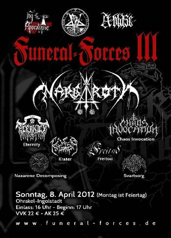 Funeral Forces III