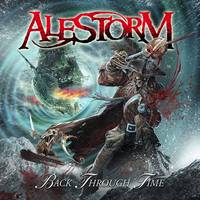 Alestorm, Back Through Time, Napalm Records, Lady_Metal.com