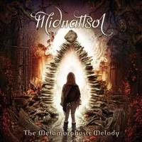 Midnattsol, The Metamorphosis Melody, Napalm Records, Lady_Metal