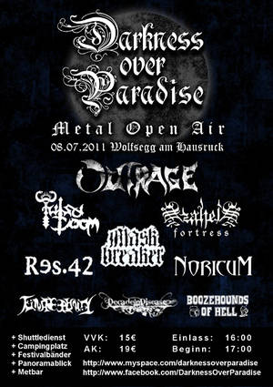 Darkness over Paradise 2011, Lady_Metal