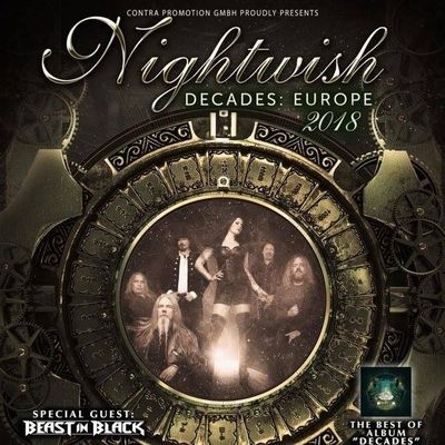 Lady Metal Webzine Nightwish Berlin 1118