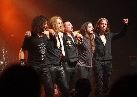 MAGNUM & SAGA  UK MEETS CANADA – DOUBLE HEADLINE TOUR 2014