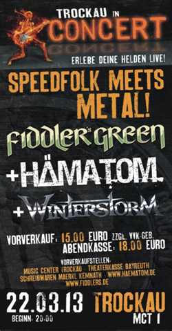 SPEEDFOLK MEETS METAL